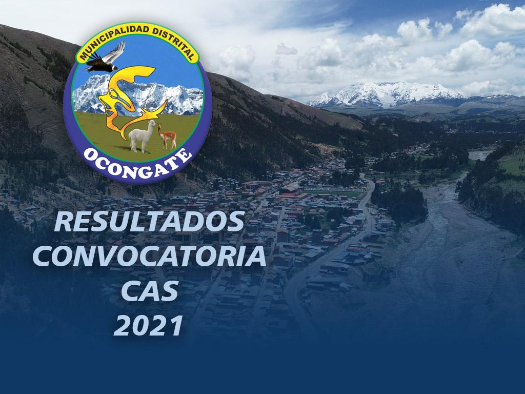 RESULTADOS CAS 2021